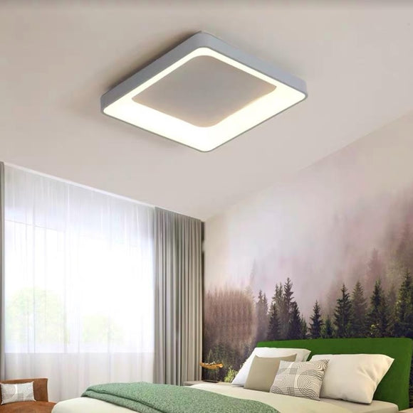 Aerial Square 3 - Colours LED Ceiling Light | New Arrival