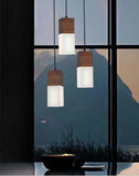 Miko Wooden Pendant Light | Modern Design