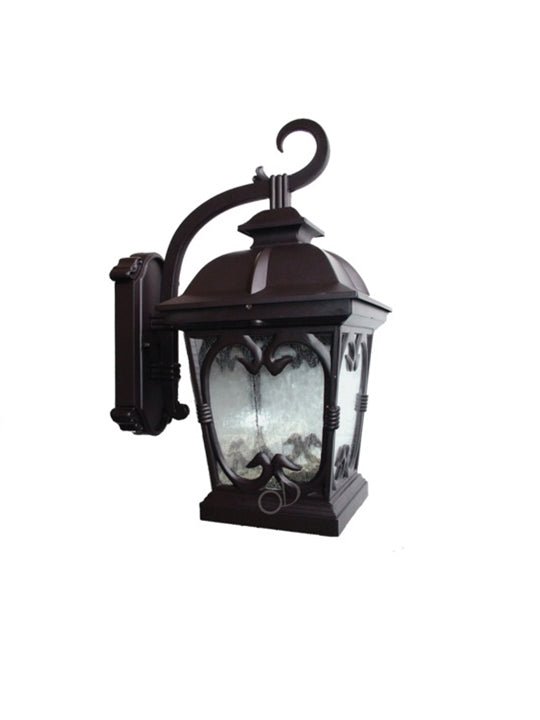 Classic Outdoor Garden Wall Light | Designer Series