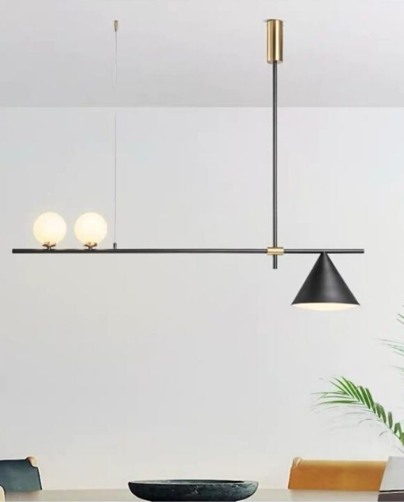 Bellini Trendy Black Pendant Light | New Arrival