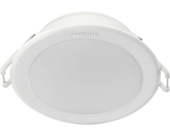 Philips LED Downlight (10 in bulk) | 10w 3000k 165mm Meson