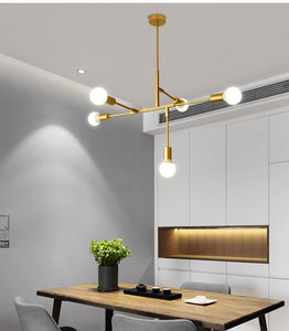 Artistic Pendant Light | Modern Design