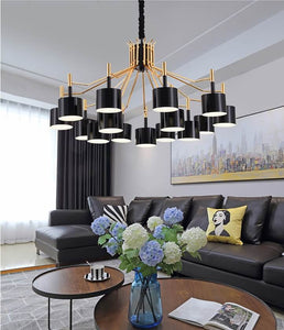 Artistic Metal Pendant Light | Modern Design