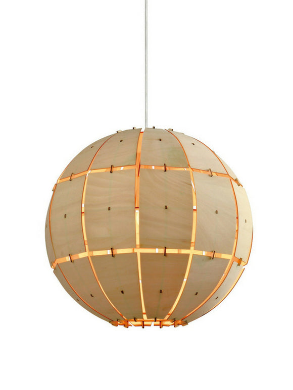 Wooden Pendant Light | Dining | Staircase