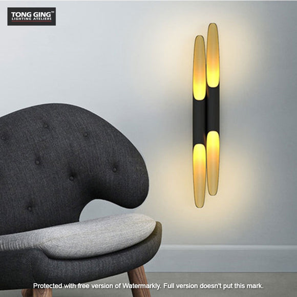 Lupe Cylinder Wall Light | Modern Series