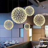 Steel Pendant Light | Modern Design