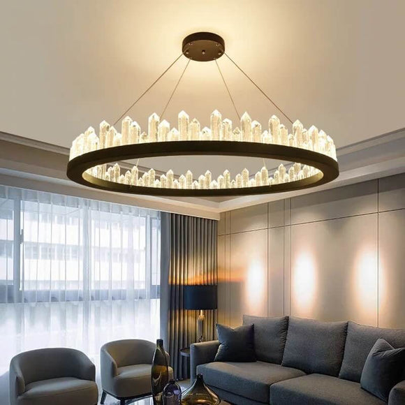 Elegant Luxury Crystal Chandelier | Posh Design