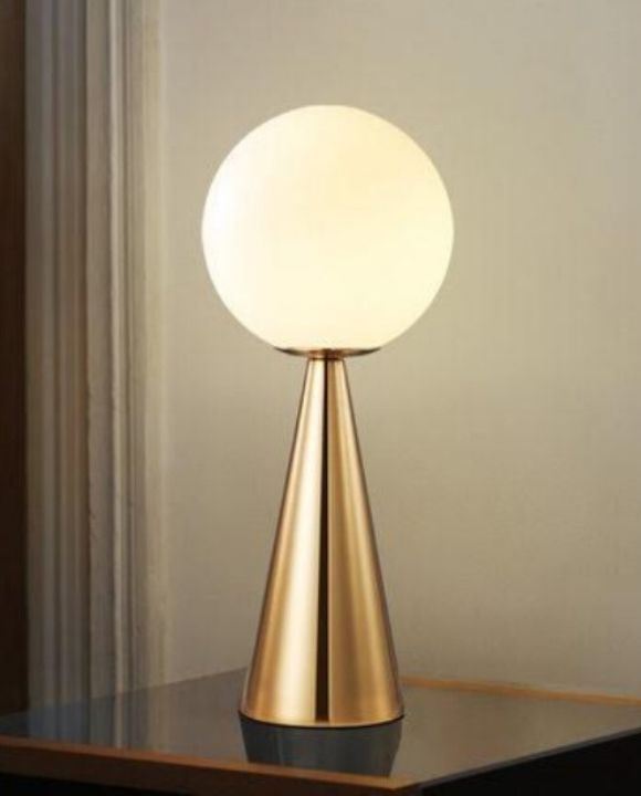 Urban Gold Table Lamp | Posh Series