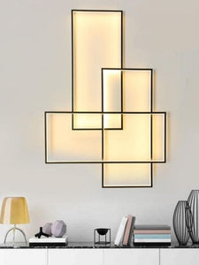 Trendy Rectangular Wall Lamp | Trendy Series