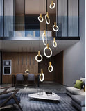 Beautiful Hanging Ring Chandelier | Designer Series