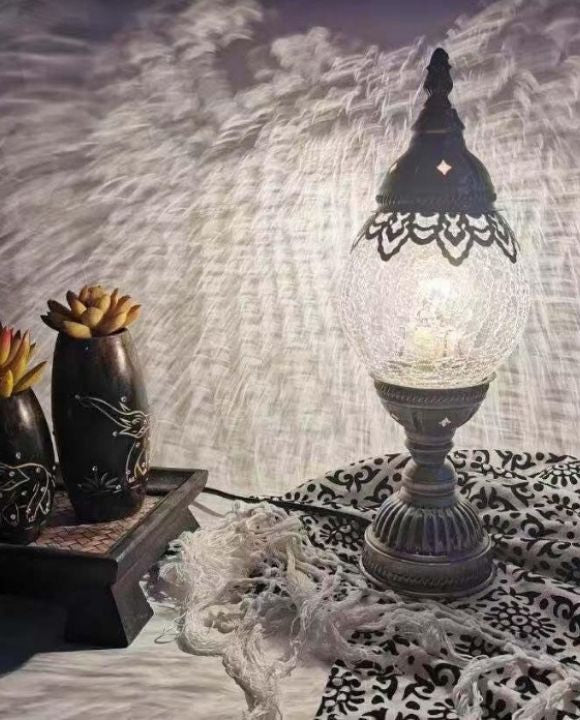 Kriti Middle West Inspired Table Lamp | Moroccan Series