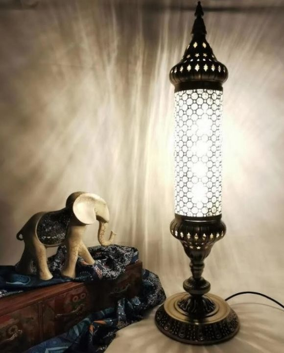 Layla Moroccan Table Lamp | Moroccan Series