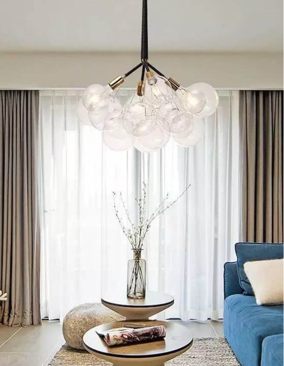 Posh Gold Glass Ball | Designer Series