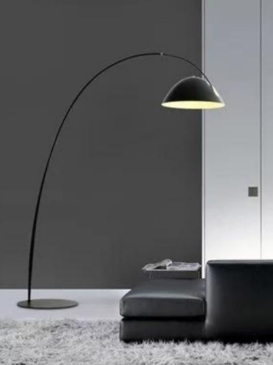 Black Suave Floor Lamp | New Arrival