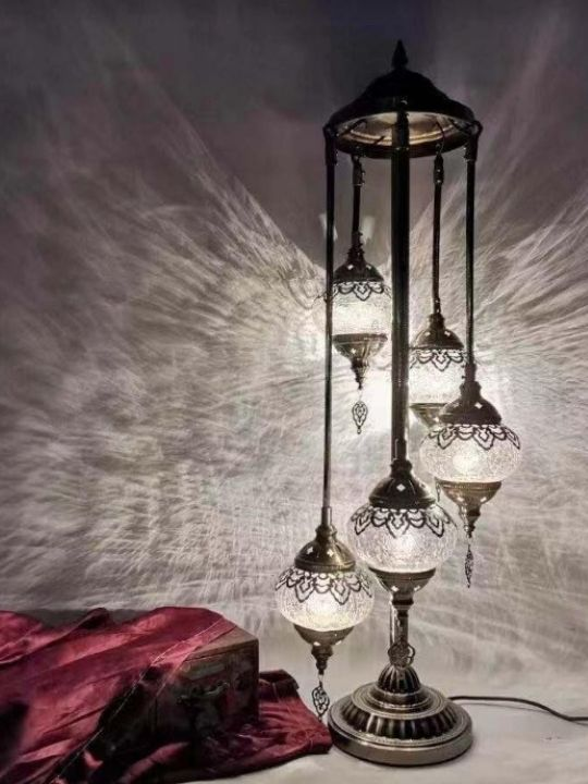 moroccan style light