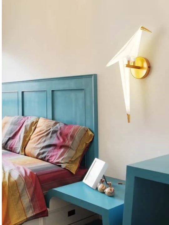 Decorative Crane Lamp | Modern Design