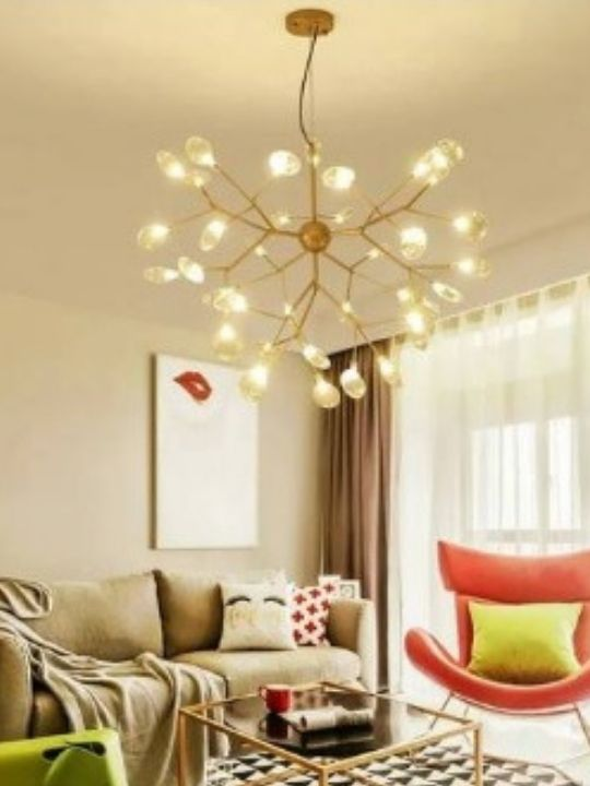 Artistic Tree Branch Chandelier | Designer Series