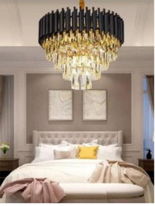Charming Crystal Chandelier | Hotel Series (500mm)