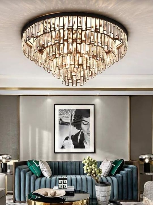 Antique Crystal Chandelier | Classic Series