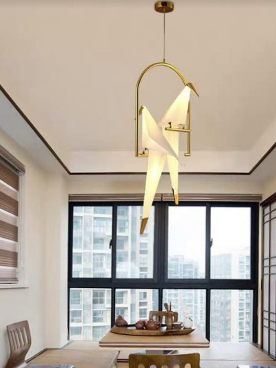 2 Cranes Pendant Light | New Arrival