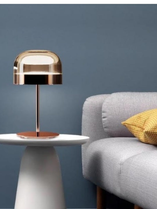 Suave Rose Gold Table Lamp | New Arrival