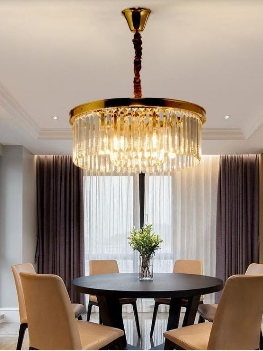 Elegant And Luxury Crystal Chandelier | New Arrival