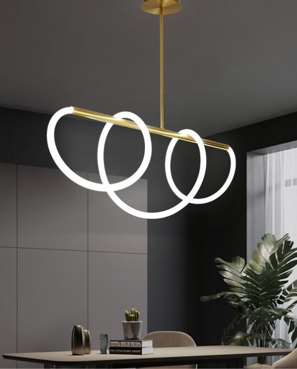 Grock Gold Finishing Pendant Lamp | Modern Series