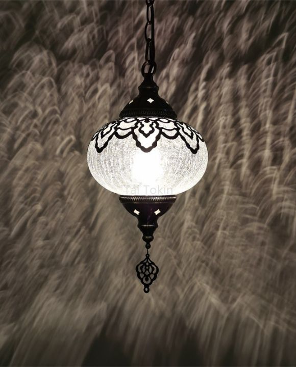 Sultana Single Head Classic Pendant Lamp | Moroccon Series