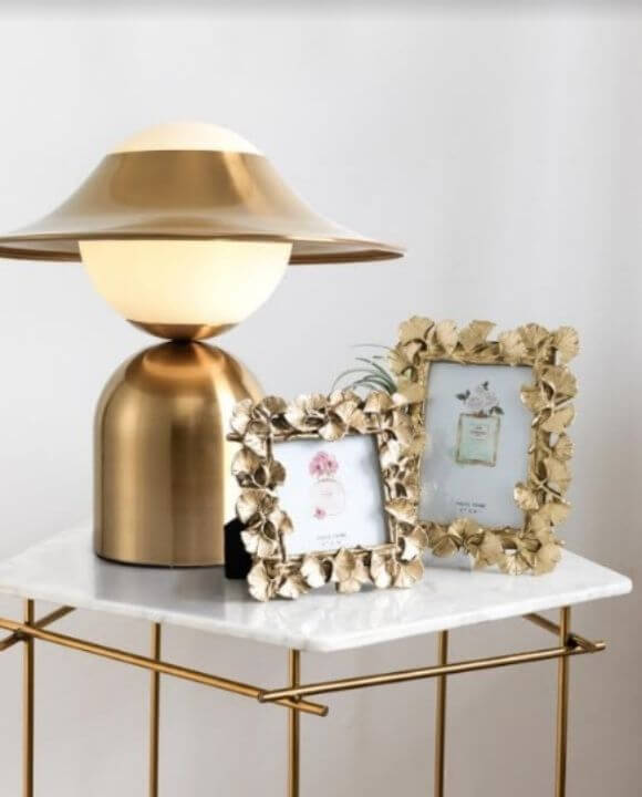 Mushroom Head Table Lamp | New Arrival
