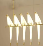 Decorative 5 Cranes Pendant Lamp | Modern Design