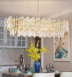 crystal chandelier tong ging lighting