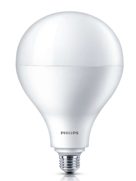 Philips LED Bulb (10 in bulk) | 40w 3000K E27 High Lumen A130