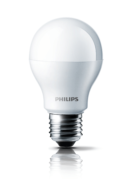 Philips LED Bulb (10 in bulk) | 9w 3000K Scene Switch Brightness Change