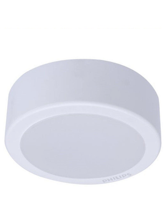Philips LED Surface Mounted Downlight (10 in bulk) | 15w 6500k Essential SmartBright LED G2