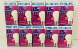 Philips LED Bulb (10 in bulk) | 8w Bright Comfort