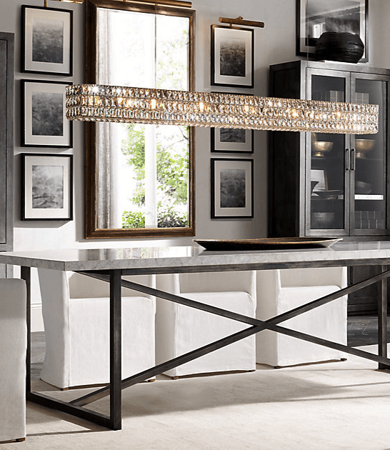 Bar Crystal Chandelier | Hotel series