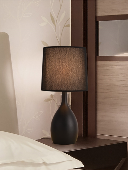 Bedside Metal Table Lamp | Hotel Series