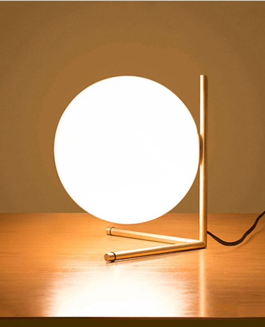 Sphere Table Lamp | Modern Design