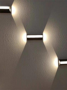 Rectangular Patented Outdoor LED Lighting | Modern Design