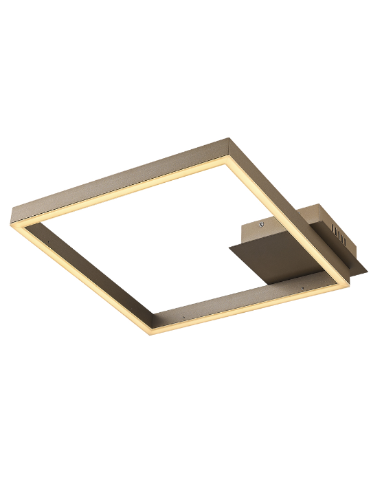 Urban Square LED Ceiling Lamp | Hotel Series