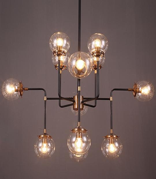 Gorgeous Gold Pendant Light | Modern Design