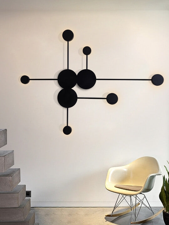 Trendy LED Art Wall Light‎ | Modern Design