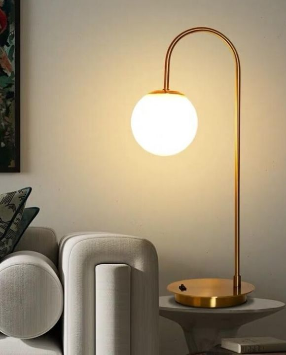 Eirik Gold Table Lamp | New Arrival