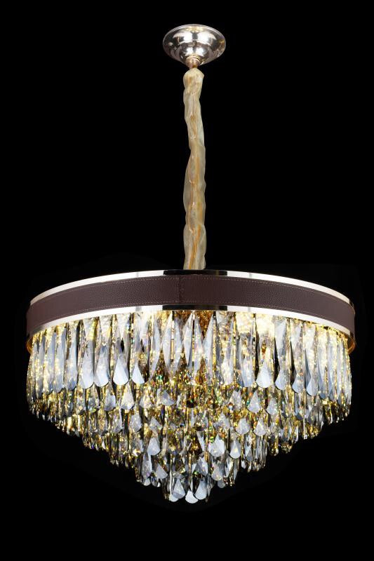 Luxury Crystal Chandelier | Posh Design