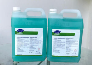 KKM approved DIVERSEY Forward DC Sanitizer 5L x 2  | READY STOCKS
