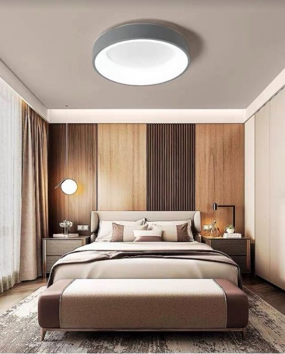 Astrid 3 - Colours Round LED Ceiling light | Remote Control