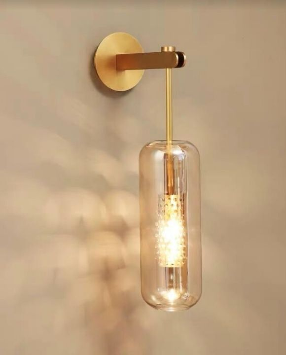 Jozelle Glass Wall Lamp | New Arrival