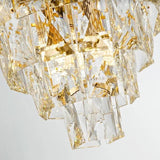 Elegant Multi-layer Crystal Chandelier | Designer Series