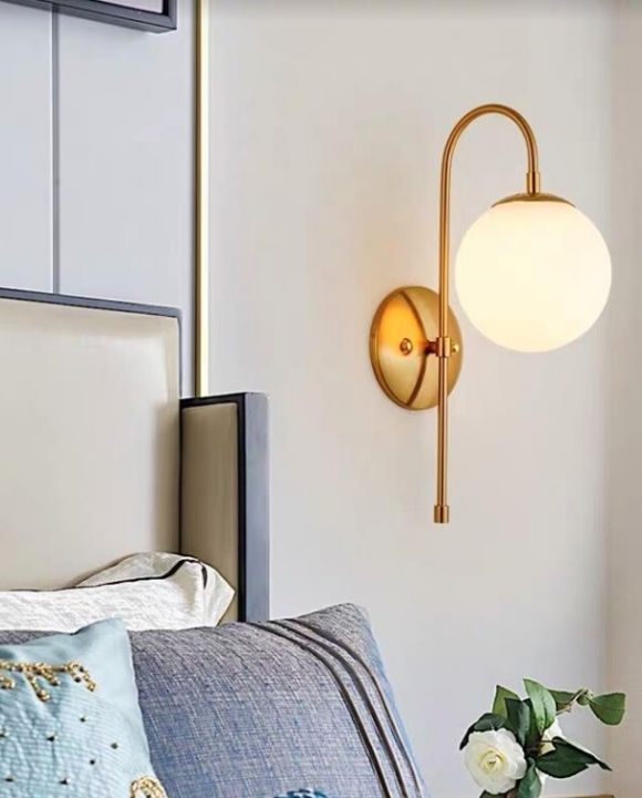 Lamella Gold Wall Lamp | Urban Series