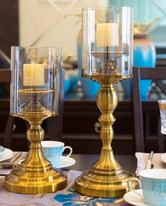 Lavish Victorian Candle Holder | Hotel Series